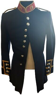 £60 • Buy Military-Genuine-Tunic & Trousers- Man's Yellow Braided-Royal Marines Band -SS55