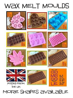 £3.49 • Buy Wax Melt Soap Jelly Cookies Mould Chocolate Cake Baking Decorating Mold Ice Cube