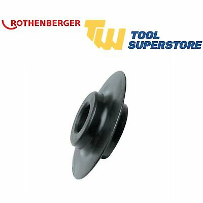 £5.49 • Buy Rothenberger Replacement Tube Cutter Wheel High Alloy Hardened Steel