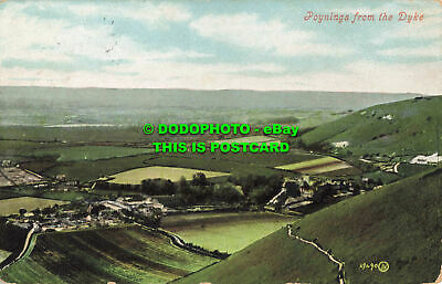 £7.99 • Buy R556162 Poynings From The Dyke. Valentine Series. 1907