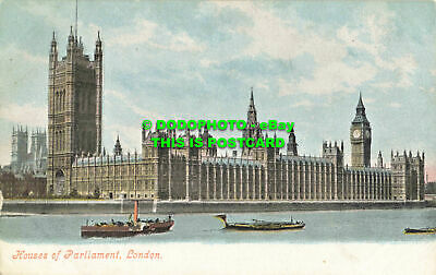 £7.99 • Buy R558311 Houses Of Parliament. London. Valentines Series. 506