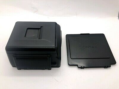 $ CDN314.47 • Buy 【 Near MINT 】 CONTAX 645 MFB-1 Film Back Holder W/ Dark Slide From JAPAN ✈FedEx✈