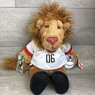 £19.95 • Buy FIFA World Cup Germany 2006 Plush Mascot GOLEO VI - With Tags