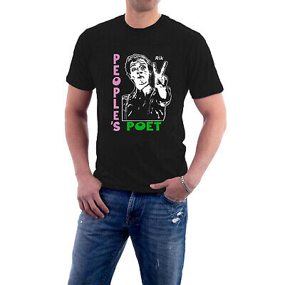£14.75 • Buy Rik Mayall T-shirt People's Poet The Young Ones Comic Strip Mr Jolly Sillytees