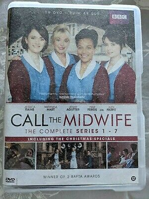 £22 • Buy Call The Midwife Series 1-7