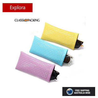 AU9.75 • Buy PU Leather Eyeglasses, Reading Glasses, Sunglasses Case Pouch - Bling-Bling