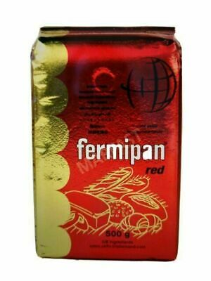 500g Fermipan Red Instant Dried Yeast For Bread Bakeries  - CHEAPEST ON EBAY! • 6.35£