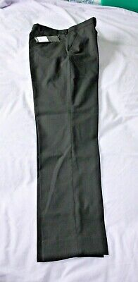 £12.50 • Buy New Mens Black Taylor Wright Slim Fit Trousers. Waist 32