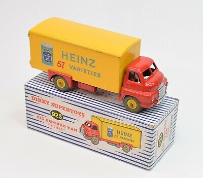 £395 • Buy Dinky Toys 923 Big Bedford 'Heinz Beans' Virtually Mint/Boxed