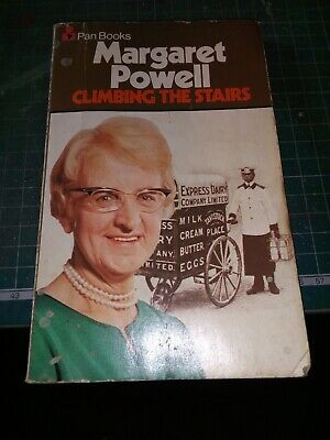 £6 • Buy Margaret Powell Climbing The Stairs Book
