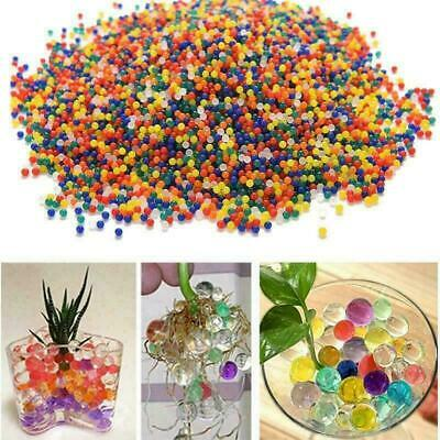 AU3.95 • Buy 50000 Orbeez Water Balls Aqua Soil Crystal Bio Gel Beads Vase Filler UK Seller