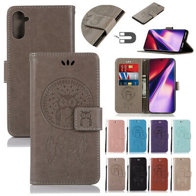 AU80 • Buy For Oppo A57 A59S A73 F5 R11 R9s F3 Plus Leather Wallet Magnetic Flip Case Cover