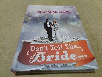 £5.50 • Buy Don't Tell The Bride By Renegade Pictures (UK) Ltd Book BRAND NEW