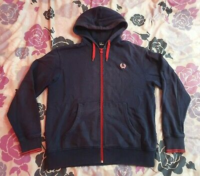£56 • Buy Mens Fred Perry Hoodie XL VINTAGE GREAT CONDITION
