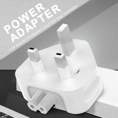 £4.99 • Buy AC Wall Plug Charger Power Adapter Duckhead 2 Pin For Apple Macbook Pro UK Plug