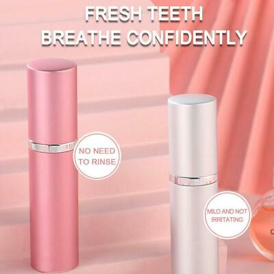 £3.74 • Buy Breath Freshener Oral Spray Bad Odor Halitosis RemoveClean Mouth Treatment