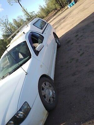 AU3500 • Buy 2006 Bf Falcon Ute Factory Lpg With Canopy