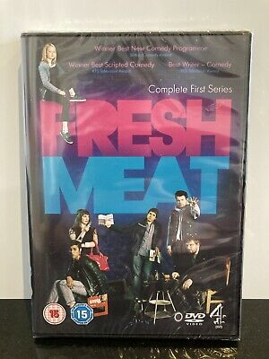 £1.40 • Buy Fresh Meat - Series 1 [DVD] [2011] New And Sealed