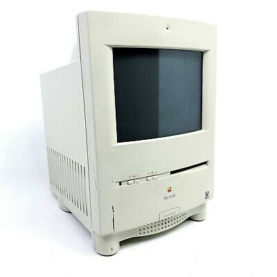 $479.40 • Buy For Repair Or Parts Vintage Apple Macintosh Color Classic Computer 1993 M1600 PC