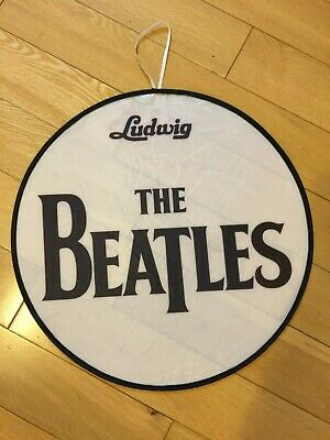 £17.99 • Buy The Beatles Rock Band Foot Bass Kick Drum Shade / Cover, PS3 Xbox 360 Wii.