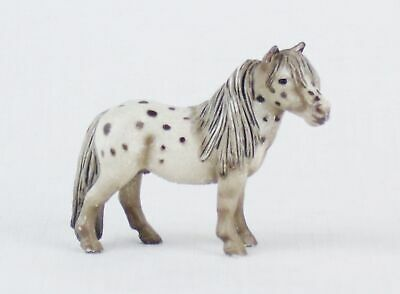 SCHLEICH Animal Model FALABELLA Horse Appaloosa RETIRED • 8.48£