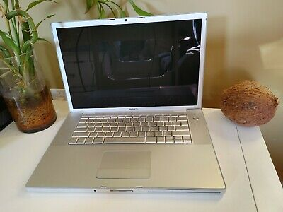 $89.99 • Buy Apple 15  Macbook Pro A1260 15.4  2.4GHz 4GB 200GB HDD 2008 Laptop NEW Battery