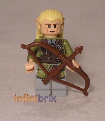 £22.95 • Buy Lego Legolas Minifigure From Set 9473 Lord Of The Rings NEW Lor015