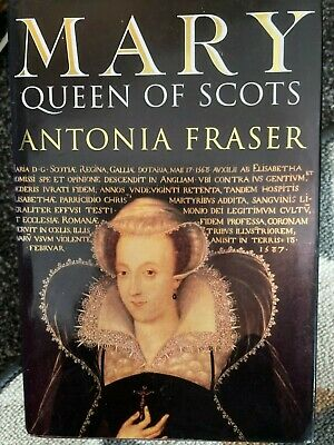 Mary Queen Of Scots By Antonia Fraser Royal History • 3£