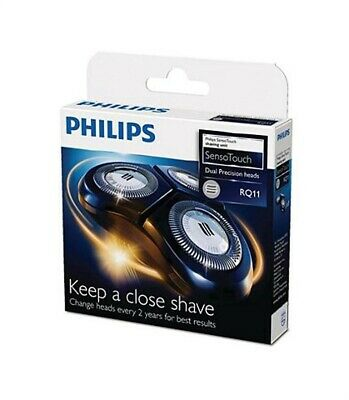 $ CDN50.95 • Buy Philips SensoTouch RQ11/50 Dual Precision Replacement Shaving Head Unit. NEW!