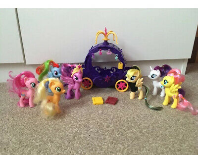 My Little Pony Movie Bundle,Songbird,Princess Carriage • 22.50£