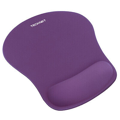 £5.99 • Buy Non-Slip Mouse Pad With Gel Rest Wrist Support Mat For PC Laptop Macbook Comfort