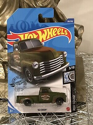AU14.99 • Buy Hot Wheels Chevy '52 Pickup Mighty Max Garage