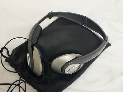 AU11.63 • Buy Sony MDR-NC5 Foldable Headphones & Bag (Hal)