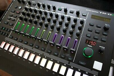AU715.56 • Buy Roland TR-8S Drum Machine - Barely Used, V2 Firmware