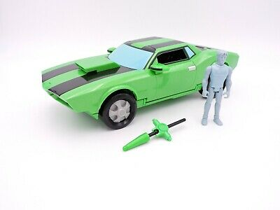 £29.24 • Buy Kevin Levin's Action Cruiser Car BEN 10 Alien Force With Figure 2008 Bandai 11