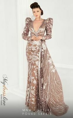 $ CDN1733.97 • Buy MNM Couture 2563 Evening Dress ~LOWEST PRICE GUARANTEE~ NEW Authentic
