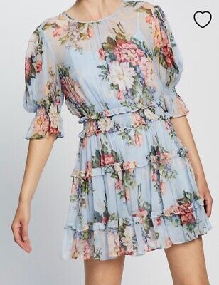 AU68 • Buy Alice McCall Dress - Pretty Things Mini Dress - Current Stock - Size 6 Fit 6/8
