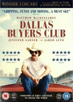 Dallas Buyers Club (DVD) Brand New Sealed • 2.79£