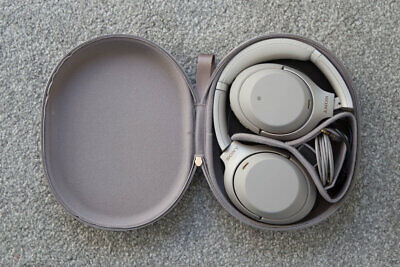 AU203.50 • Buy Sony WH-1000XM3 Bluetooth Noise Cancelling Over-ear Headphones - Silver
