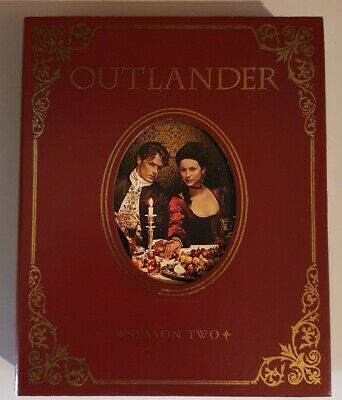 AU36.88 • Buy Outlander - The Complete Season Two(2) (Collector's Edition DVD Box Set)