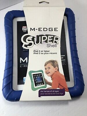 $14.99 • Buy M-Edge Super Shell Foam Series Protection Case Cover For IPad 2/3/4 New