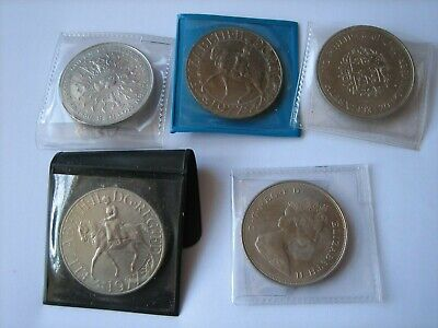 AU7.17 • Buy A Collection Of 5 Crowns (Coins) Of Various Dates As Described Below.