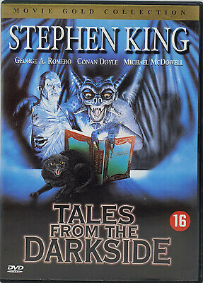 £3.40 • Buy Tales From The Darkside Dvd Stephen King Movie Gold Collection Dutch Import 2000