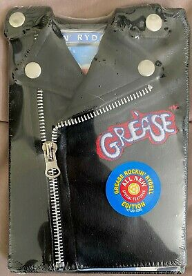 £28.81 • Buy Grease DVD Rockin' Collectors Edition T Birds Leather Jacket Sleeve-Sealed