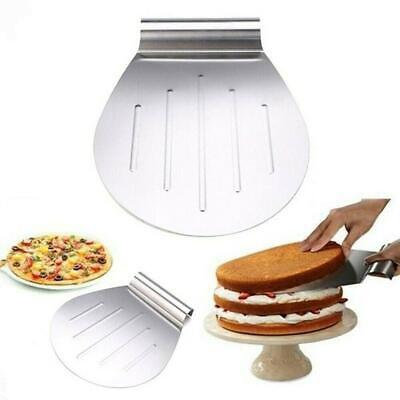 Shell Shape Steel Cake Bread Cookies Lifter Transfer Tray Tool New • 5.66£