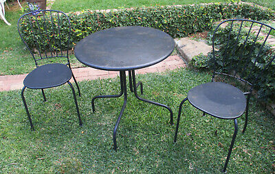AU17.16 • Buy Quality, Ornate Metal, Outdoor/patio Setting, Solid. Top Condition