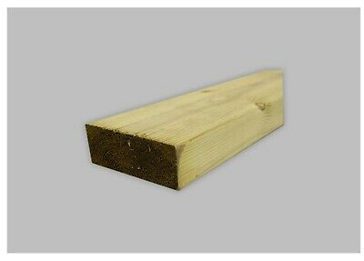 £10 • Buy C16 Treated Tanalised Timber Structural Studwork 4x2 At 3m