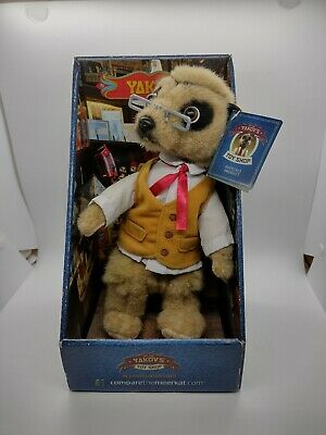 £8.99 • Buy NEW Yakov Meerkat Toy, Yakovs Toy Shop - Compare The Market Toy