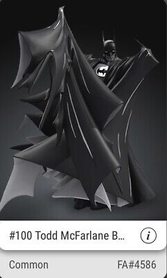 $599.99 • Buy Sold Out #100 Todd McFarlane 3D Batman Ecomi VeVe NFT First Appearance