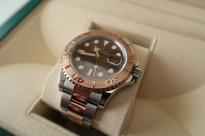AU27490 • Buy ROLEX Yacht-Master 40 Mm Everrose Gold (Chocolate Dial) - 2021 FULL SET (126621)